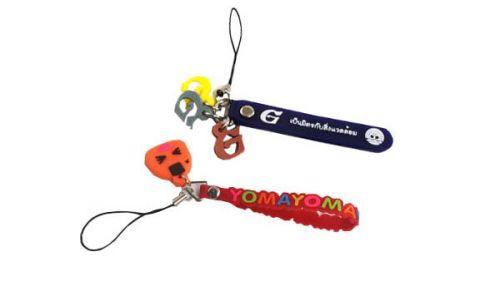 พวงกุญแจยาง  พวงกุญแจยางของชำร่วย  พวงกุญแจยางพรีเมี่ยม    พวงกุญแจยางของที่ระลึก