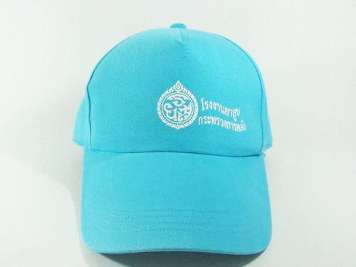 หมวกผ้า หมวกผ้าของชำร่วย  หมวกผ้าพรีเมี่ยม  หมวกผ้าของที่ระลึก
