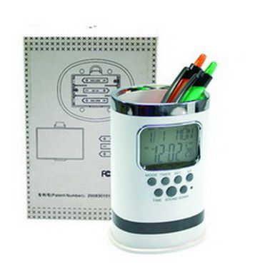 นาฬิกาตั้งโต๊ะ  นาฬิกาตั้งโต๊ะพรีเมี่ยม นาฬิกาตั้งโต๊ะของชำร่วย  นาฬิกาตั้งโต๊ะของที่ระลึก  นาฬิกาตั้งโต๊ะของพรีเมี่ยม รุ่น BOX UI 808