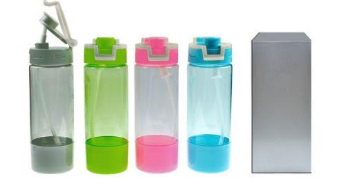 กระบอกน้ำพลาสติก ขนาด500 ml