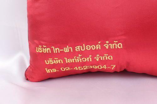 พิมพ์ลายบริษัท ไท-ฟา สปองค์ จำกัด งานพิมพ์ไม่จำกัดสี