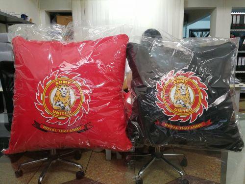 หมอนผ้าห่ม ROYAL THAI ARMY คละสี