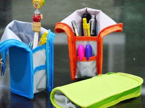 กระเป๋าผ้าใส่ดินสอพรีเมียม