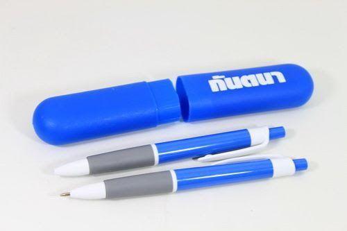 ของขวัญปีใหม่   เซ็ตดินสอคู่ปากกา