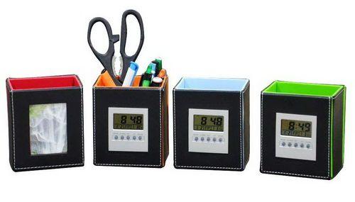 นาฬิกากล่องหนัง,กล่องใส่ปากกา,ของพรีเมียม,สินค้าพรีเมี่ยม,ของขวัญ,ของที่ระลึก,ของชำร่วย,ของขวัญปีใหม่,ของแจกปีใหม่