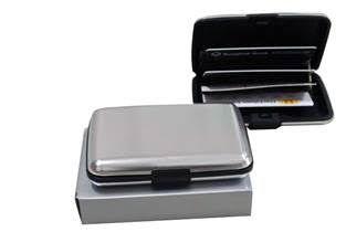 ของพรีเมี่ยม,ตลับนามบัตรของพรีเมี่ยม,ตลับนามบัตร  ปตท พร้อมบรรจุในกล่อง1:1