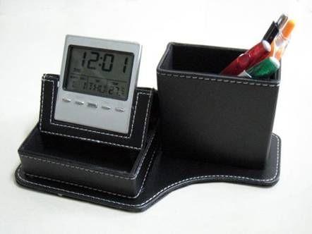 ของพรีเมี่ยม , นาฬิกาตั้งโต๊ะ, สกรีนโลโก้