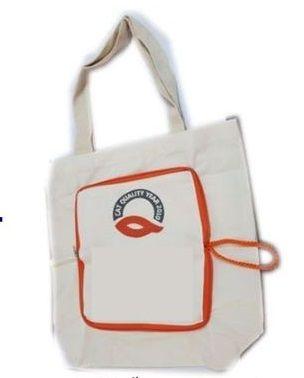 กระเป๋าผ้าพับเก็บได้,ของขวัญปีใหม่,ของพรีเมี่ยม,ของที่ระลึก