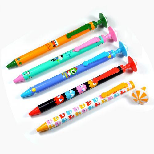ปากกาของพรีเมี่ยมด้ามพลาสติก