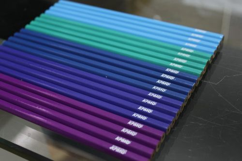 ดินสอไม้ พรีเมี่ยม ของพรีเมียม ของแจก ของแถม ของที่ระลึก