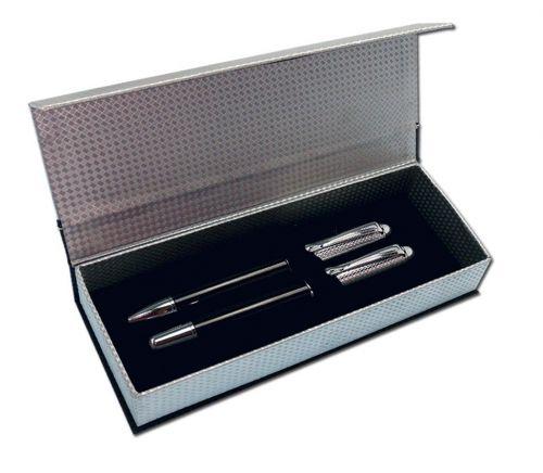 ปากกาโลห ปากกาโลหะ กล่องกิฟคู่  เซ็ตปากกา ของพรีเมี่ยม