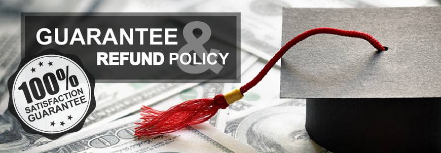 Guarantee Refund Policy | ติว ielts