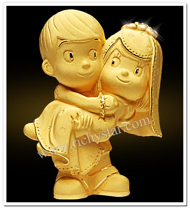 ของขวัญแต่งงาน แต่งงาน คู่รัก ของขวัญคู่รัก gold99.99 ของขวัญ ของชำร่วย