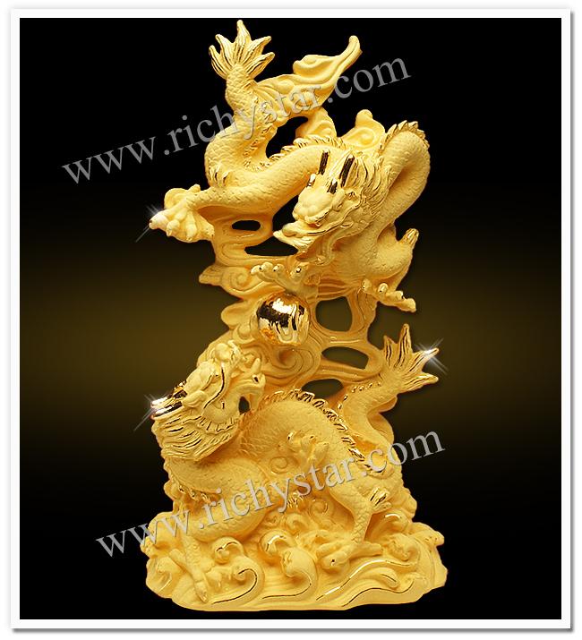สัตว์มงคลจีน สัตว์มงคล ของมงคล สินค้ามงคล มังกรมงคล มังกรจีน เสริมฮวงจุ้ย เสริมโชคลาภ เสริมมงคล ของขวัญปีใหม่จีน ของขวัญปีใหม่ ของขวัญตรุษจีน เสริมปีชง เสริมปีเกิด เสริมมงคลปีเกิด รูปปั้นทอง99.99 ตุ๊กตาจีนทำจากทองแท้ รูปปั้นทองแท้
