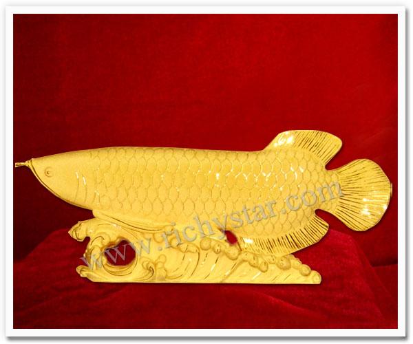 สัตว์มงคล สินค้ามงคล ของมงคล ปลาอะโรวาน่า เสริมโชคภาค เสริมฮวงจุ้ย