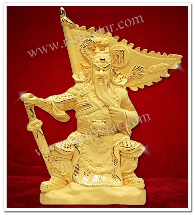 เทพเจ้าจีน เทพเจ้ากวนอู กวนอู เทพเจ้ากวนอูปางต่างๆ เทพเจ้ากวนอูปางนั่งบัลลังก์ เทพเจ้ากวนอูนั่ง เทพเจ้ากวนอูนั่งบัญชาการ
