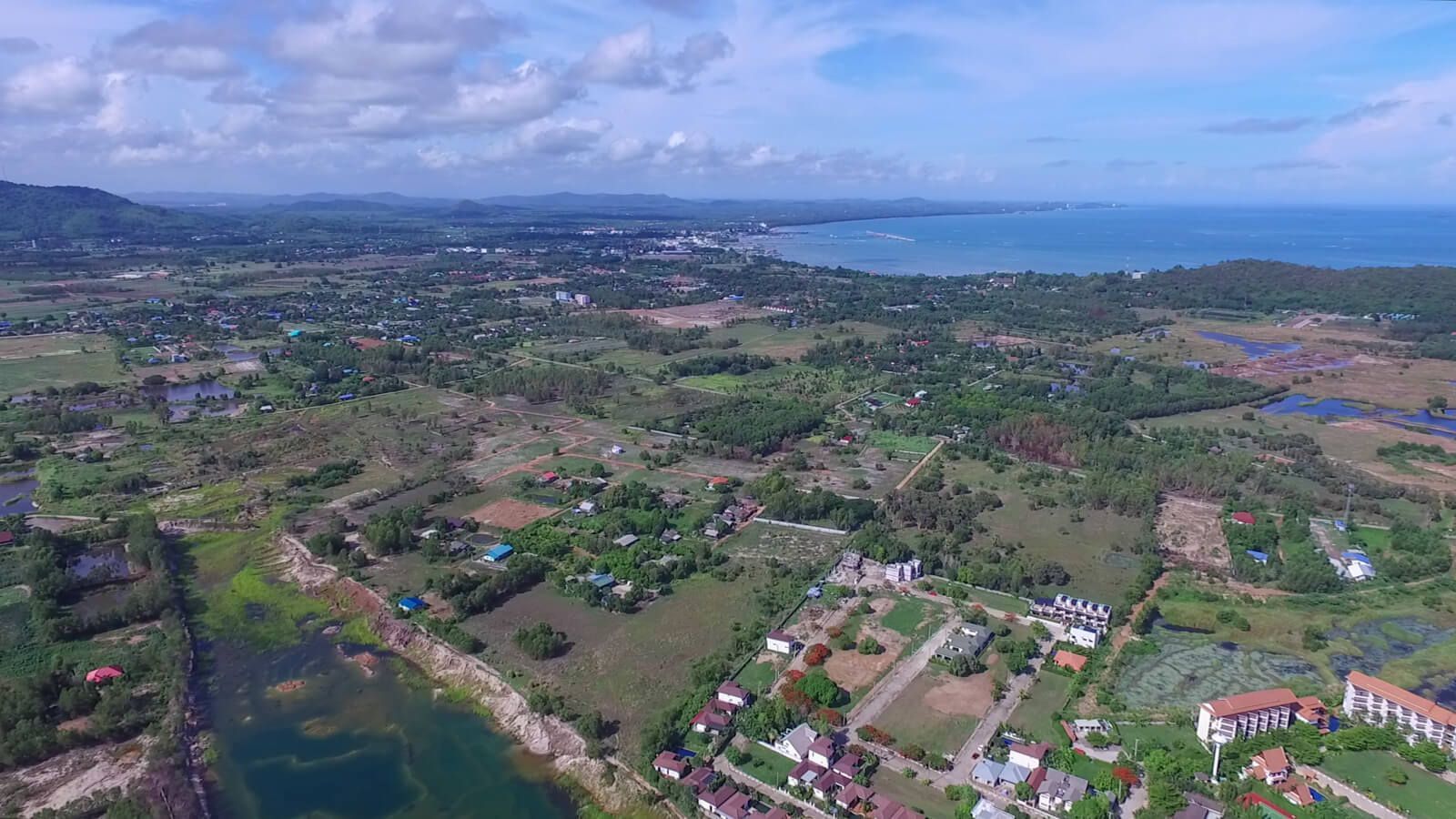 Rayong land for sale near Mae Rumphueng Beach and Ban Phe in Thailand