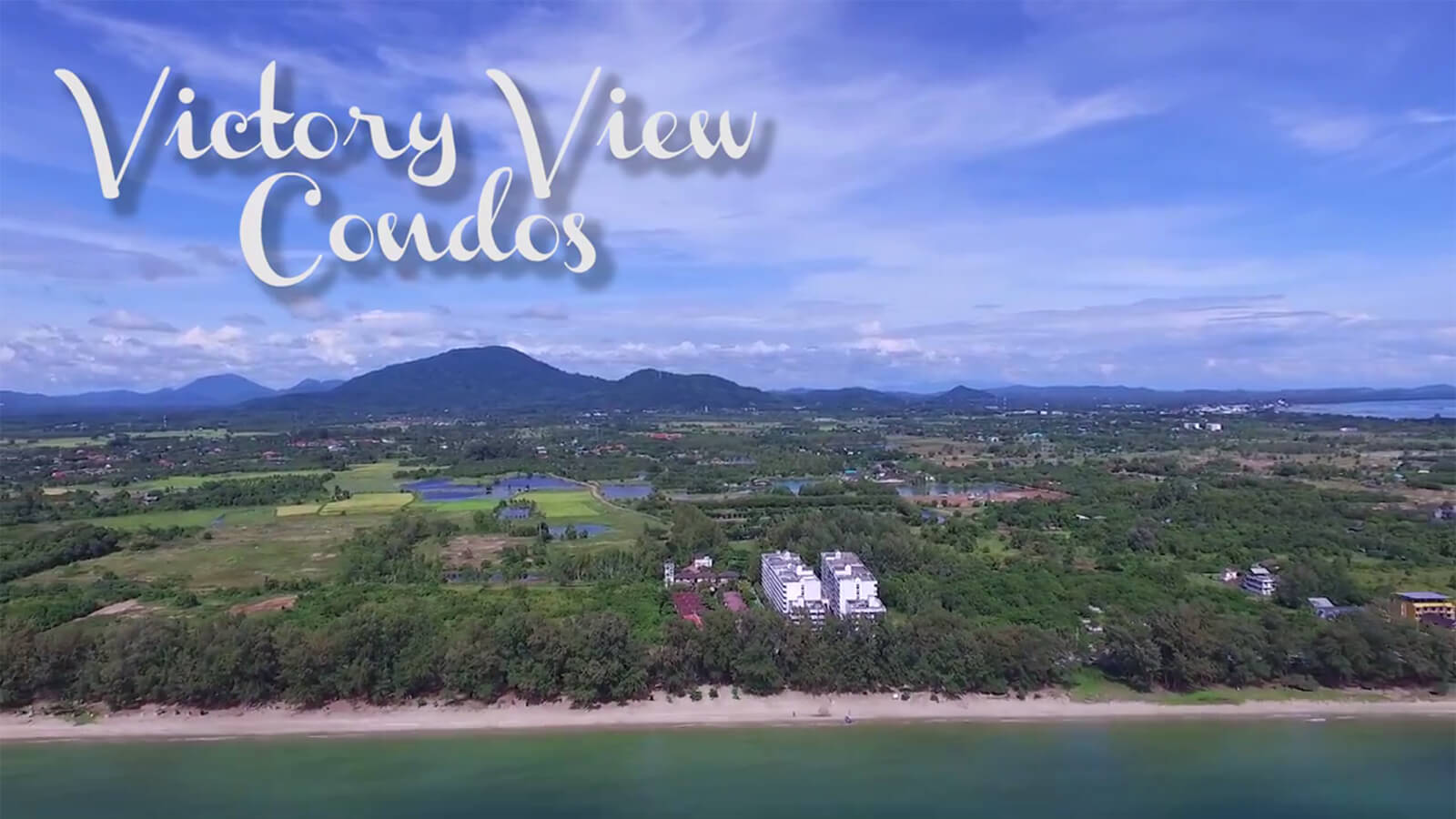 Victory View condos are the best choice in Mae Rumphueng for digital nomads or those on a budget.