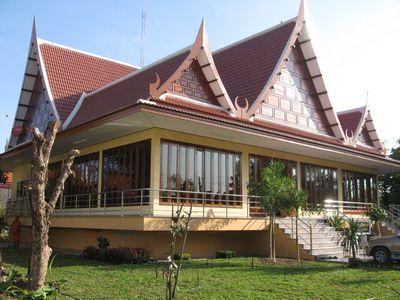 Monk House