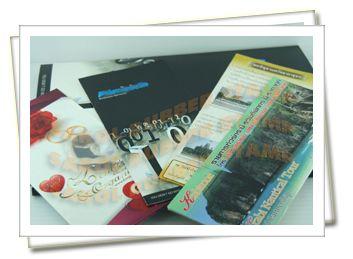 แผ่นพับ ใบปลิว / Brochure, Leaflet
