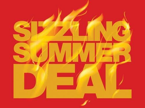 Sizzling Deal