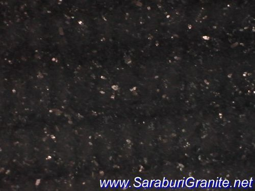 Black Golden Spot Granite