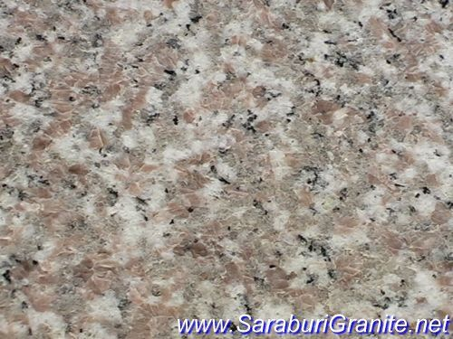 Dark Pink China Granite