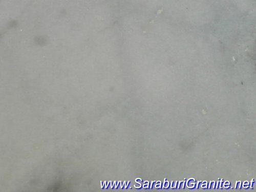 White Grey Saraburi Marble Stone
