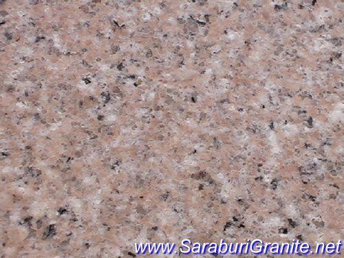 Orange Rosa Granite