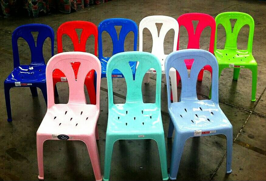 เก้าอี้พลาสติก รุ่นมังกร