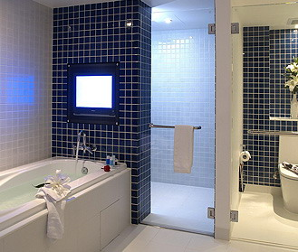 Shower Project at Dream Hotel-Sukhumvit 15