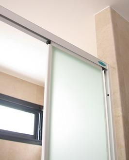 ฉากกั้นห้องน้ำ กระจกบานเลื่อน Shower Project