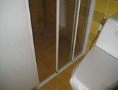 Glass Sliding Door - Shower Project