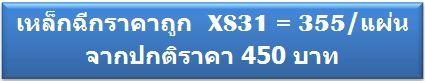 ตะแกรงเหล็กฉีก เหล็กฉีกราคาถูก ราคาตะแกรงฉีก สั่งซื้อเหล็กฉีก XS-31 XS-32 XS-33 XS42