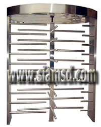 Full Height Turnstile SSD FH02