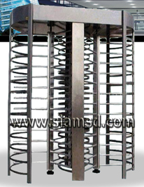 Full Height Turnstile SSD FH03