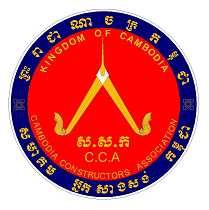 DIRECTORY OF BUILDING-CONSTRUCTION INDUSTRY IN ASEAN.,CAMBODIA,CAMBODIA CONSTRUCTORS ASSOCIATION-CCA