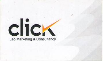 CLICK LAO MARKETING & CONSULTANCY-LAO PDR,Marketing & Consultancy,LAO Biz DIRECTORY,Business directory,ASEAN BUSINESS DIRECTORY,WWW.ASEANBIZDIRECTORY.COM