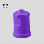 SB FULL CONE SPRAY NOZZLE