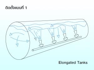 Eductor installation 1