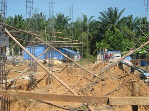 วิธีตรวจการสร้างบ้าน