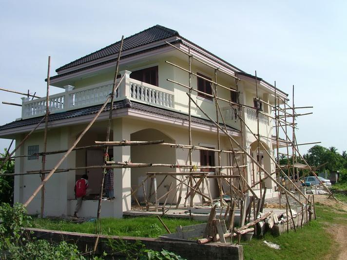 บ้านหลังคา3ชั้น