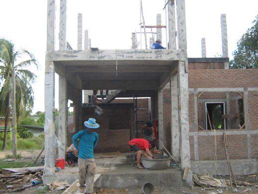 รูปงานก่อคุณภาพสร้างบ้าน