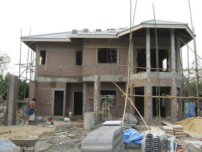 แบบสร้างบ้านสองชั้น