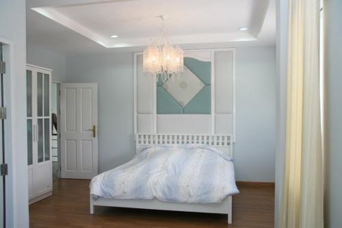 ห้องนอนสวยมาก