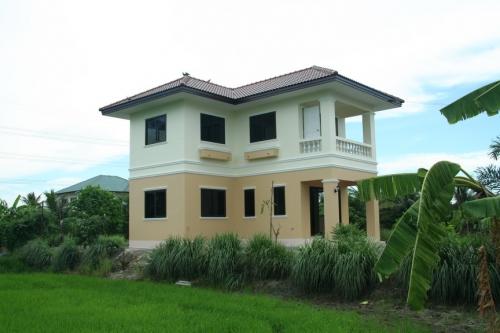 สร้างบ้านสวยคุณภาพราคาประหยัด
