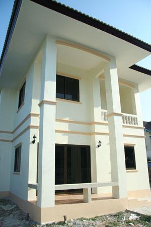 แบบสร้างบ้านสวย