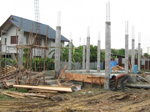 รับสร้างบ้าน รับทำโครงสร้าง