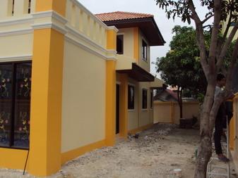 รับสร้างบ้านราคาถูก