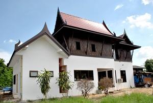 บ้านทรงไทยประยุทธ์